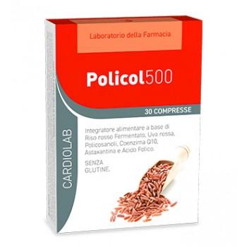 LDF POLICOL 500 30 COMPRESSE