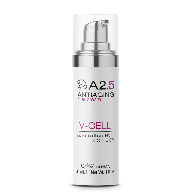 COSMODERMA V-CELL ANTIAGING – A2.5 CREAM 30ML