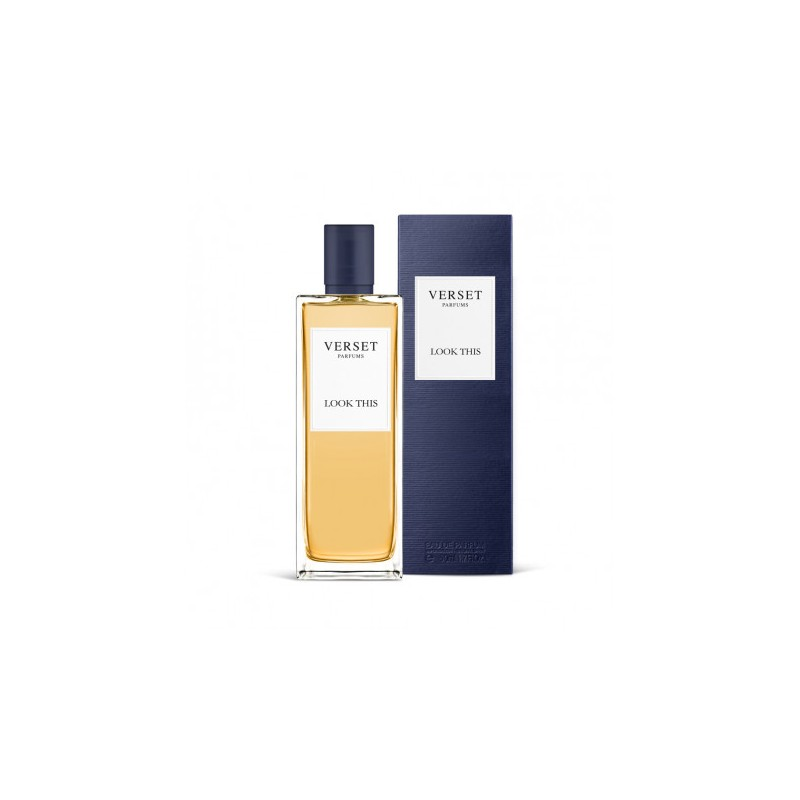 VERSET LOOK THIS EAU DE PARFUM 50 ML
