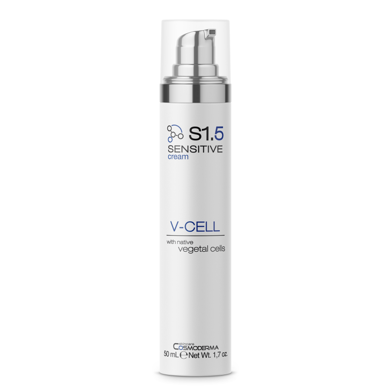 COSMODERMA V-CELL SENSITIVE – S1.5 CREAM 50ML