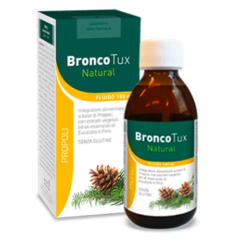 LDF BRONCOTUX NATURAL 180ML