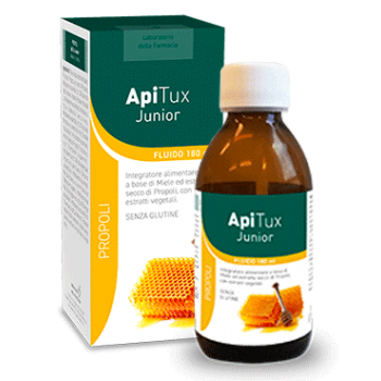 LDF APITUX JUNIOR 180ML